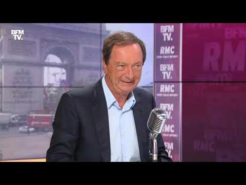 Michel-Édouard Leclerc face à Jean-Jacques Bourdin