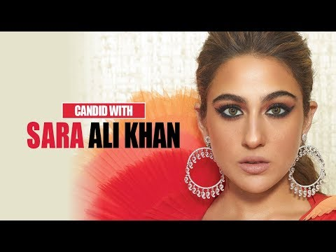 Candid Chat With Sara Ali Khan At HELLO! Magazine Photoshoot | Sara Ali Khan Interview