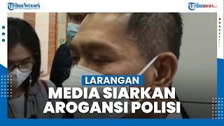 Komisi III DPR RI Bakal Minta Penjelasan Kapolri soal Larangan Media Siarkan Arogansi Polisi