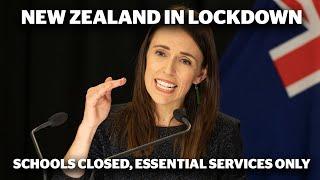 New Zealand in coronavirus lockdown for four weeks | nzherald.co.nz