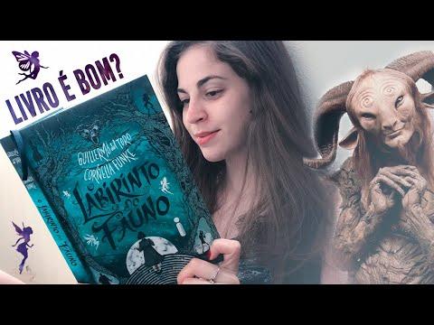 O Labirinto do Fauno | Vlog Diário de Leitura | Opiniões e Veredito Final