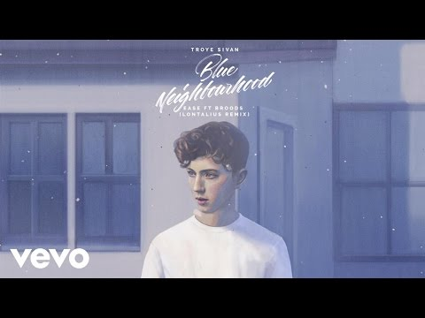 Troye Sivan - EASE (Lontalius Remix) ft. Broods
