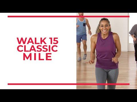 Walk 15 Classic Mile with Kamilah