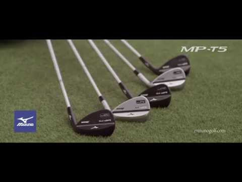 Mizuno MP-T5 Wedges with Luke Donald