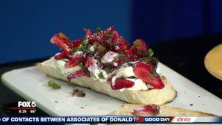 Cooking with dairy with Chef Nick Leahy from Saltyard