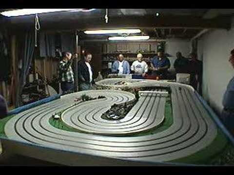 IMAR slot car racing