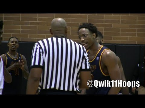 DeMar DeRozan Throws Ball at Ref..but what caused the Beef??