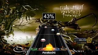 Children of Bodom - Relentless Reckless Forever (Clone Hero Custom Chart Preview)