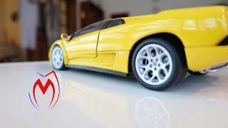 Lamborghini Diablo By Autoart  1/18