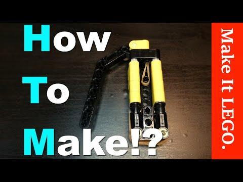 How to Make a LEGO Hand Grenade