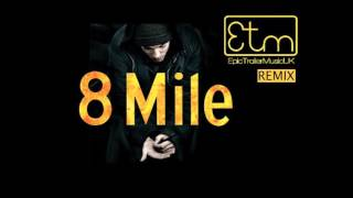 8 MILE/Lose Yourself - EMINEM (EPIC ORCHESTRAL COVER)
