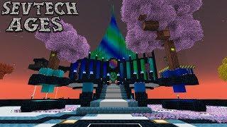Second Server Tour : SevTech Ages Lp Ep #50 Minecraft 1 12