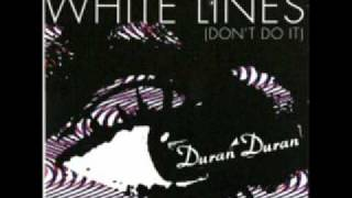 Duran Duran - White Line