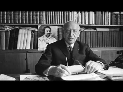 Vidéo de André Maurois