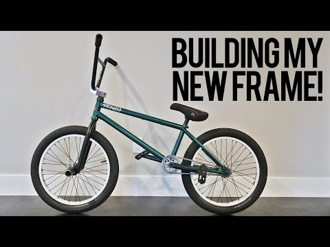 How to Build a BMX Frame