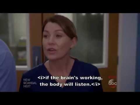 Grey's Anatomy S12E02 I Deserve More