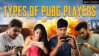 Types of PUBG Players | Bakkbenchers