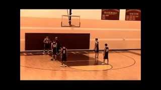 Inbounds Box Set Basketball Drill