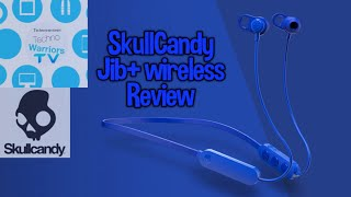 skullcandy jib+ wireless earphones review