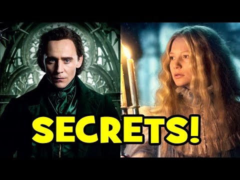 10 Things You Didn't Know About Crimson Peak | MTW