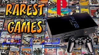 Top 15 Rarest PS2 Games | Most Expensive PS2 Games