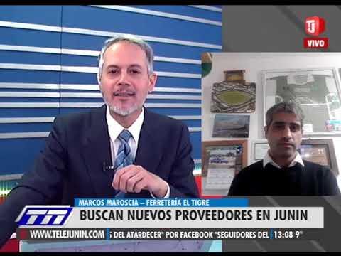 Entrevistamos a Marcos Maroscia