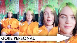 Billie Eilish Answers Increasingly Personal Questions | Slow Zoom | Vanity Fair