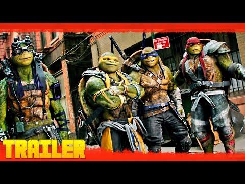 Trailer Ninja Turtles