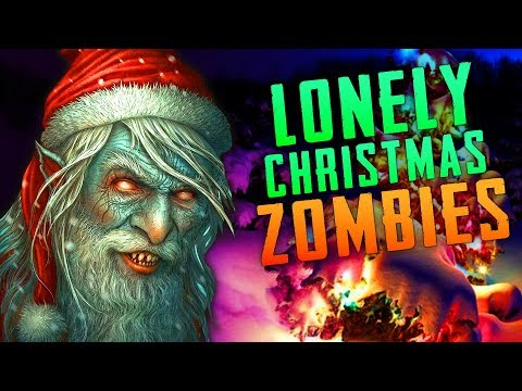 LONELY CHRISTMAS ZOMBIES (Call of Duty Zombies)