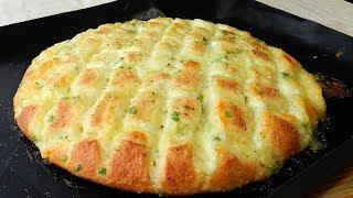 Garlic Mozzarella Bread - Delicious!