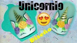 Uñas De Unicornio Paso A Paso Faciles Free Video Search Site