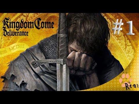 Kingdom Come Deliverance CZ Stream