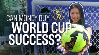 Can money buy World Cup success? | CNBC Reports