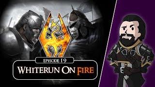 SKYRIM - Special Edition (Ch. 6) #19 : Whiterun On Fire