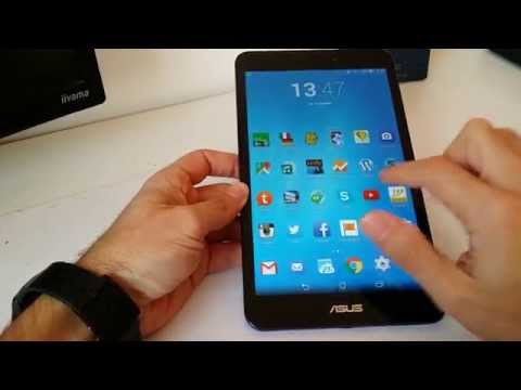 "Asus MemoPad 8"" Full HD LTE ME581CL review ITA"
