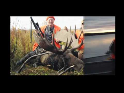 Agassiz Outfitters - Manitoba Moose Hunting Promo Video 2017