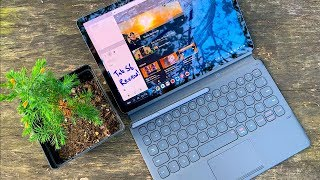 Samsung Galaxy Tab S6 Review: DeX, Keyboard, S Pen, and More!