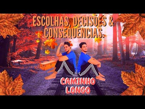ESCOLHAS & CONSEQUÊNCIAS | RESENHA | CAMINHO LONGO - VINÍCIUS FERNANDES