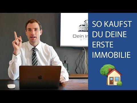 Erste Immobilie kaufen - Wie startet man den Einstieg?