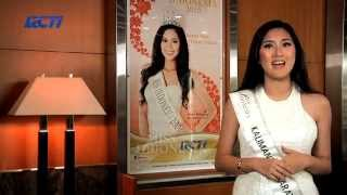 Marcia Julia for Miss Indonesia 2015