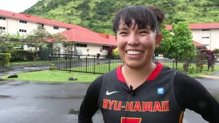 PacWest TV - Celeste Claw of BYU-Hawaii