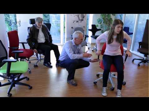 Übungen mit Valgusknie bei Kindern