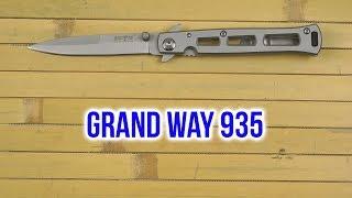 Grand Way 935 - відео 1