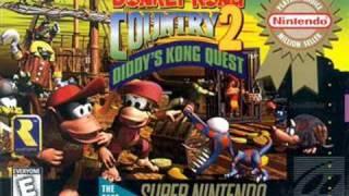 Donkey Kong Country 2 - Lava Theme