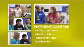 What is a mathematician?