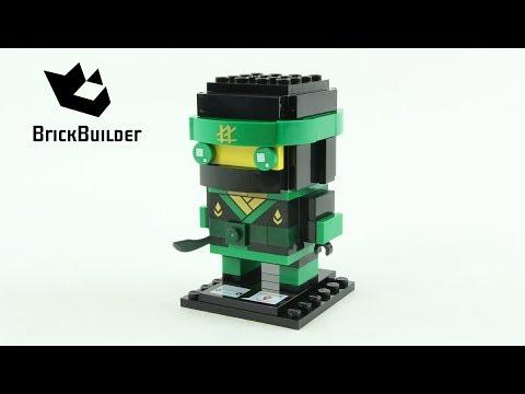 Vidéo LEGO BrickHeadz 41487 : Lloyd