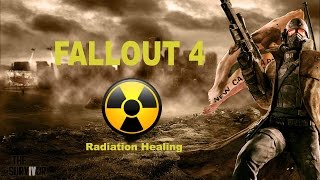 Fallout 4: Radiation cure and healing