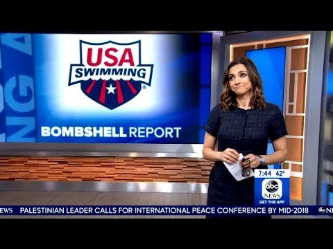 1st Gymnastics Now USA Swimming Rocked By Decades Of Abuse (GMA)