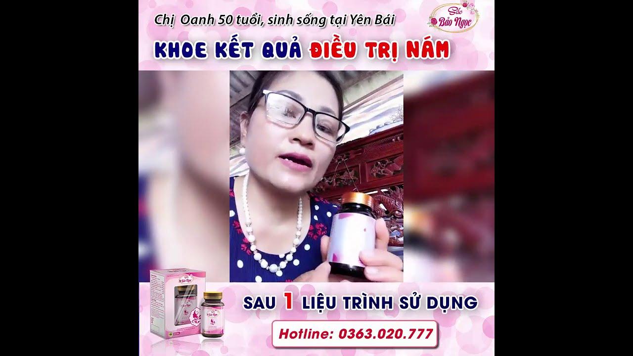 Chị Oanh 50 tuổi sở hữu làn da của tuổi đôi mươi nhờ Sắc Bảo Ngọc