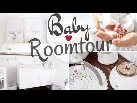 Baby ROOMTOUR - Rosella Mia